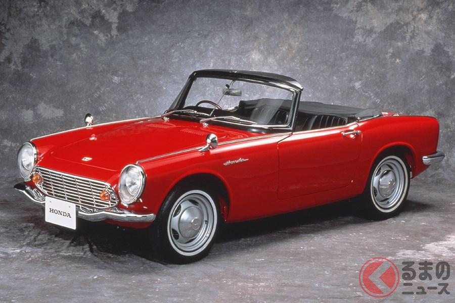 赤いカラーリングが解禁された後に登場した「S600」