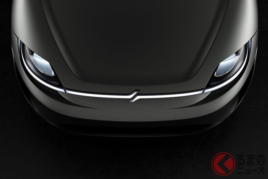 ソニーの電気自動車「VISION-S Prototype」