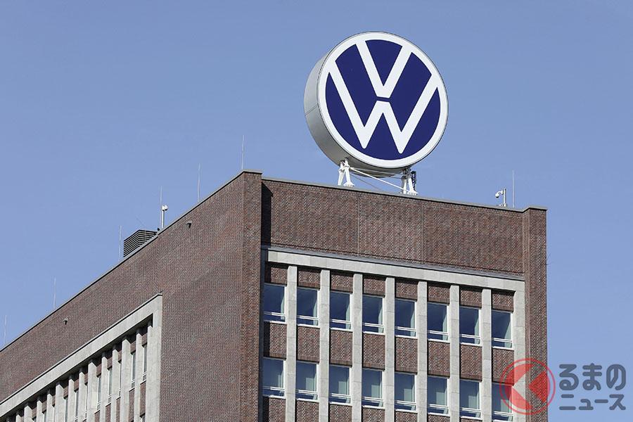 2019年世界販売ランキング1位はVWグループ。写真はドイツ・ウォルクスブルクにあるVW本社