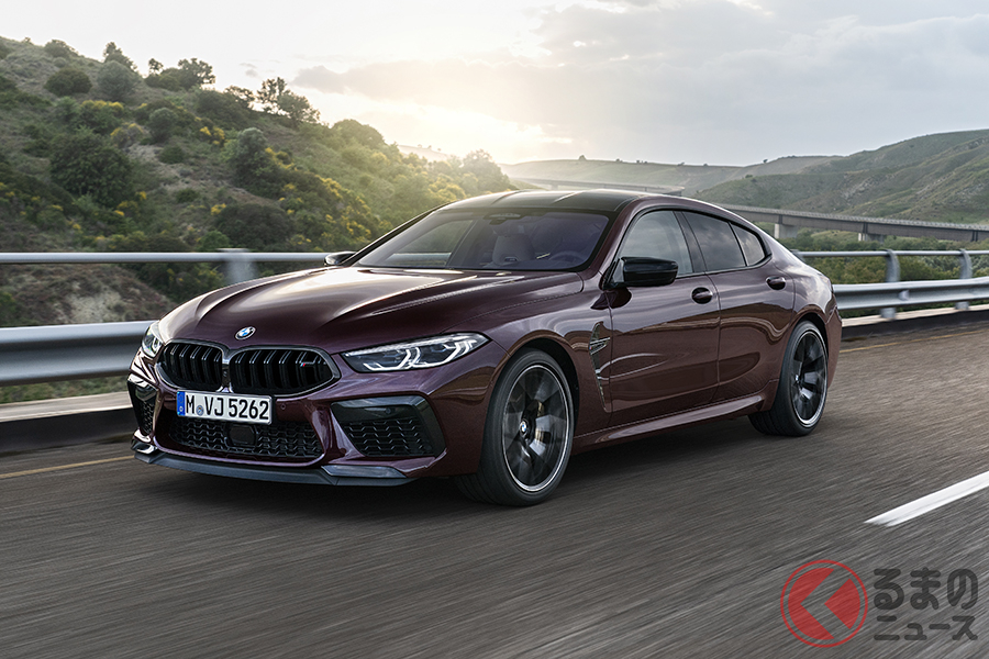 BMW「M8グランクーペ」