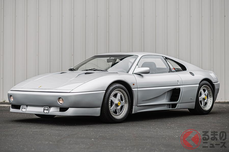 1フェラーリ「348tb ザガート・エラボラツィオーネ」は、10台のみ制作されたといわれている(C)2020 Courtesy of RM Sotheby's