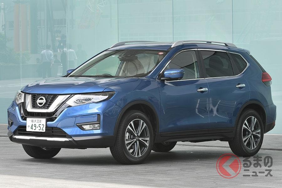 日産の国内販売を支える主力SUVの「エクストレイル」 新型キックス登場で販売面で影響ある?