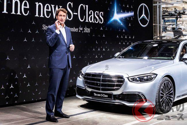 S クラス 2020 ベンツ 新型