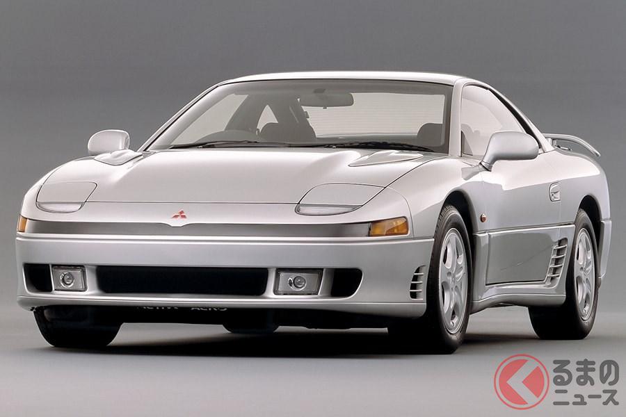 ヘビー級の車体ながら動力性能は一級品と評された「GTO」