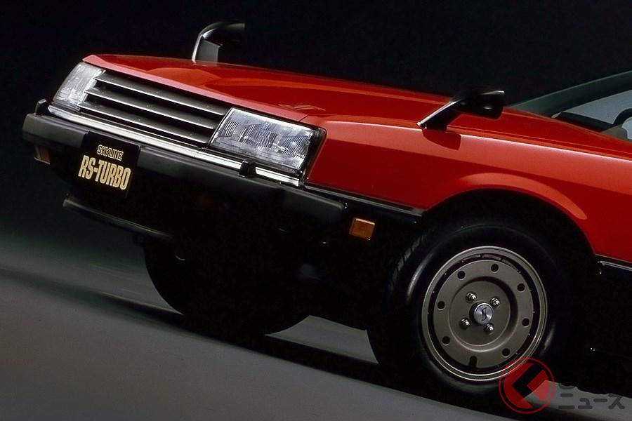 西部警察に登場した「特別機動車両」のベース車とは!?
