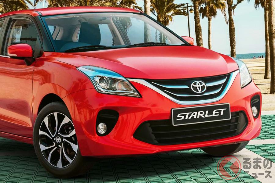 豊田通商がアフリカ市場で販売するトヨタ新型「スターレット」