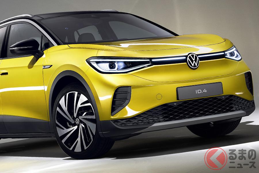 VWの電気自動車(BEV)SUV、「ID.4」