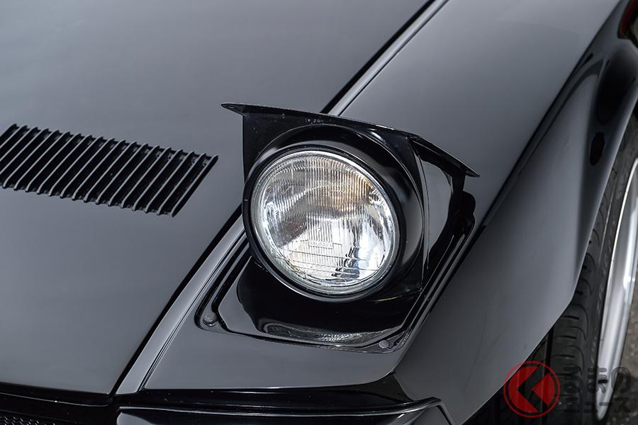 ほかのスーパーカーのおよそ半額のプライスタグをつけて販売された「パンテーラ」