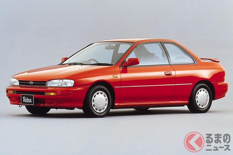 いまでは偉大の珍車として知られる「インプレッサ リトナ」