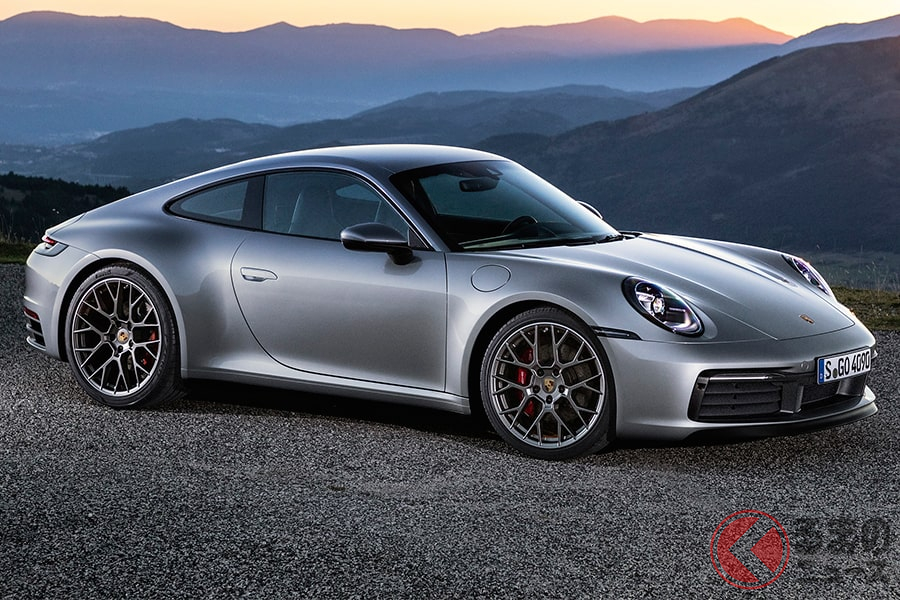 性能、知名度ともいまも世界第一級のスポーツカー「911」