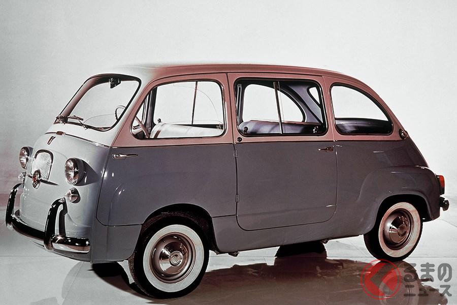 斬新なデザインと優れたパッケージングの「600 ムルティプラ」