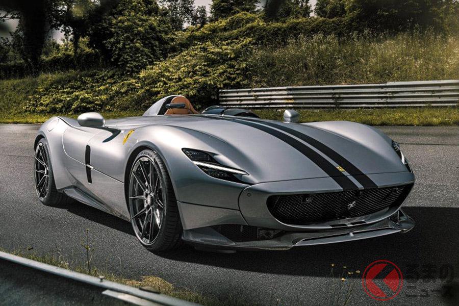 ノビテックがフェラーリのイーコナモデルである「モンツァSP1」をチューニング!
