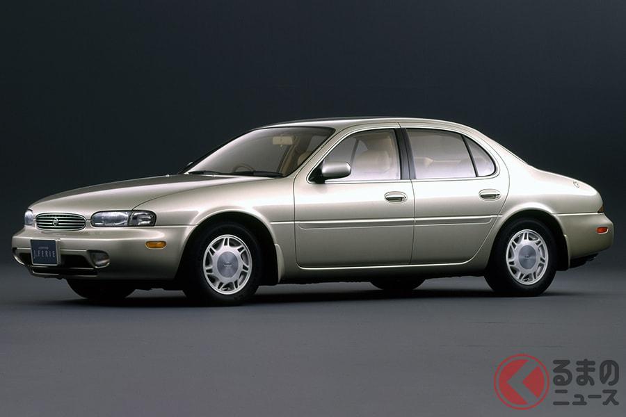 いまや日産を代表する迷車といえる「レパードJ.フェリー」