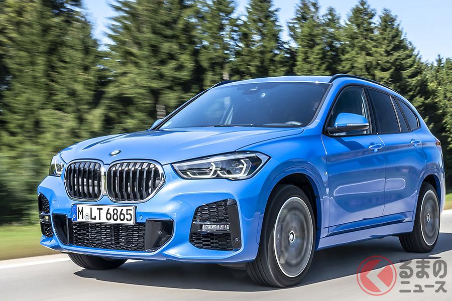 BMW「X1」は2015年に登場した