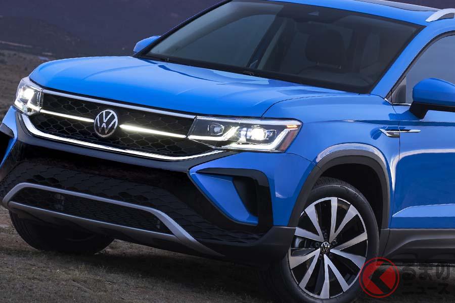 VWの新コンパクトSUV「タオス」