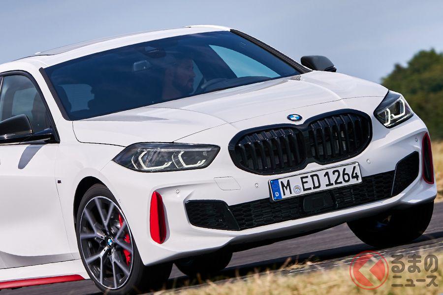BMWのFFホットハッチ 新型「128ti」