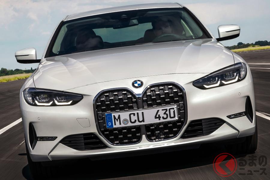 BMW新型「4シリーズ クーペ」