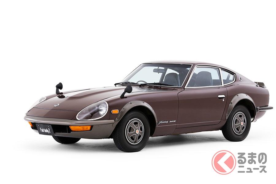 日本だけでなく北米でも人気の高かった日産「フェアレディZ(S30型)」