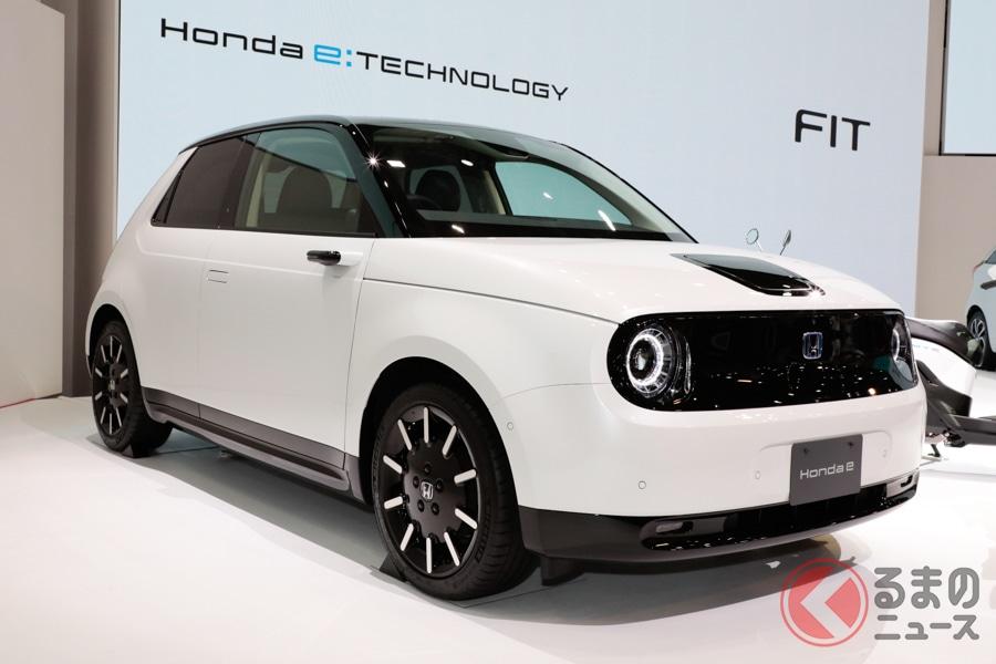 欧州ではすでに予約も開始されている小型EVの「ホンダe」