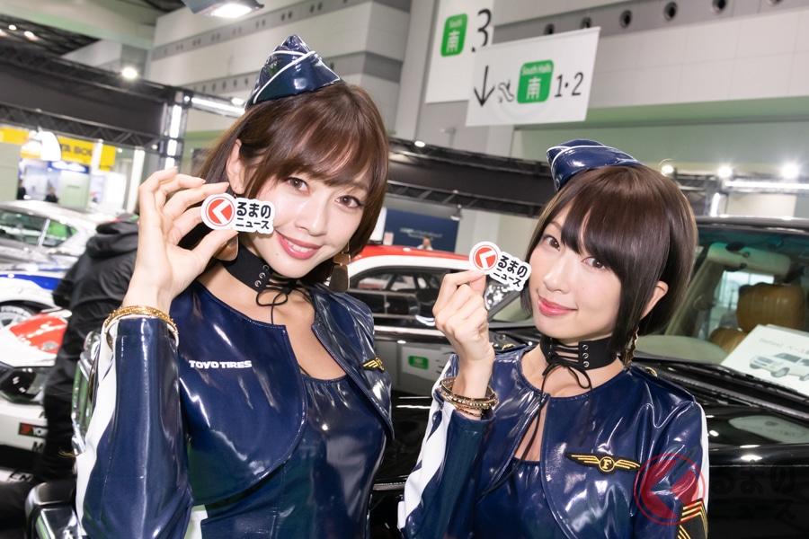 林 紗久羅さん(左)と清瀬 まちさん(右)