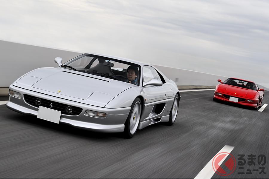 アイディングチューンで最新のフェラーリにはない独自の走りを愉しませてくれる2台のコンプリートカー