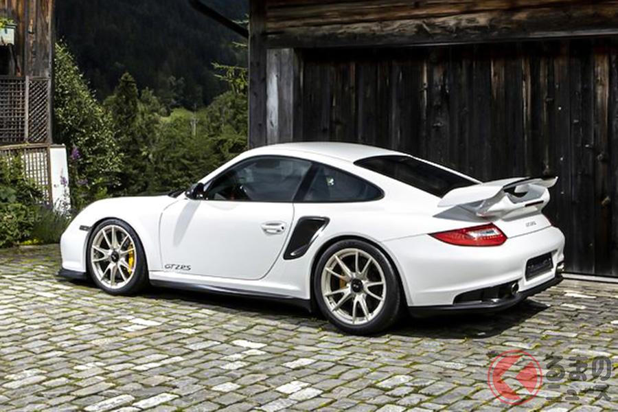 2011年式ポルシェ「911GT2 RS」に付けられたエスティメートは、45万−65万スイスフラン(C)Bonhams 2001-2020
