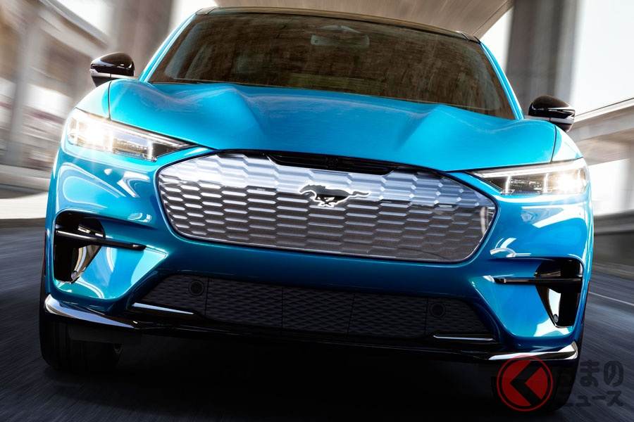 フォード「マスタング マッハE」