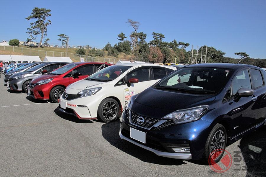 340台のオーテック車・NISMOロードカーが集結した「AOG湘南里帰りミーティング2019」