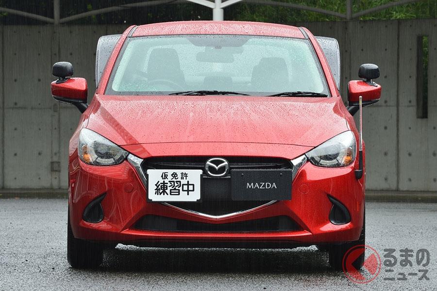 マツダが2019年5月に発売した新型「マツダ教習車」