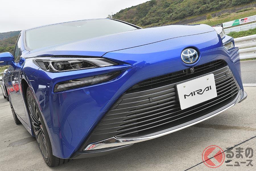 2代目へフルモデルチェンジ! トヨタ新型「ミライ」