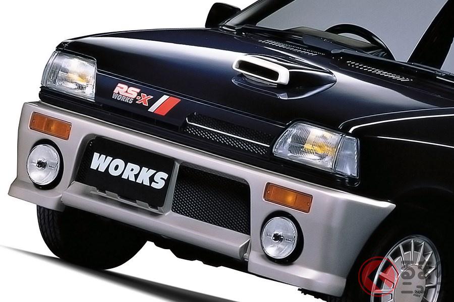 パワー競争で誕生した最強の軽自動車たち