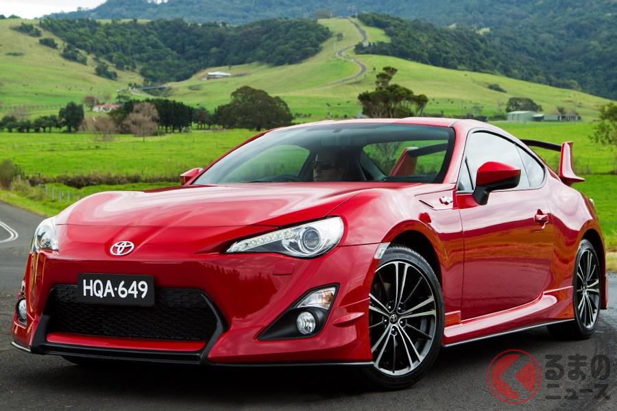 オーストラリアでしか販売されなかった「86 GTS」エアロパッケージ