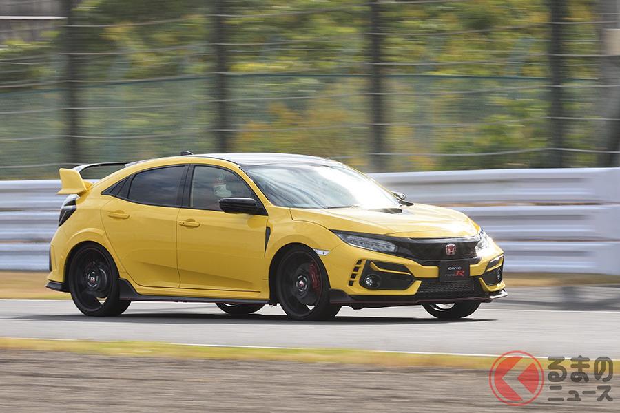 ホンダ新型「シビックタイプR」の限定車「リミテッドエディション」