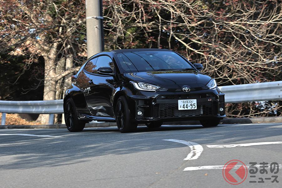 トヨタ新型「GRヤリス」