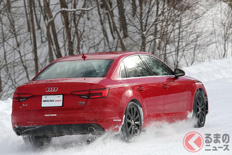 この冬シーズンは全国的に寒くなることが予想されている。早めにスタッドレスタイヤに履き替えておきたい