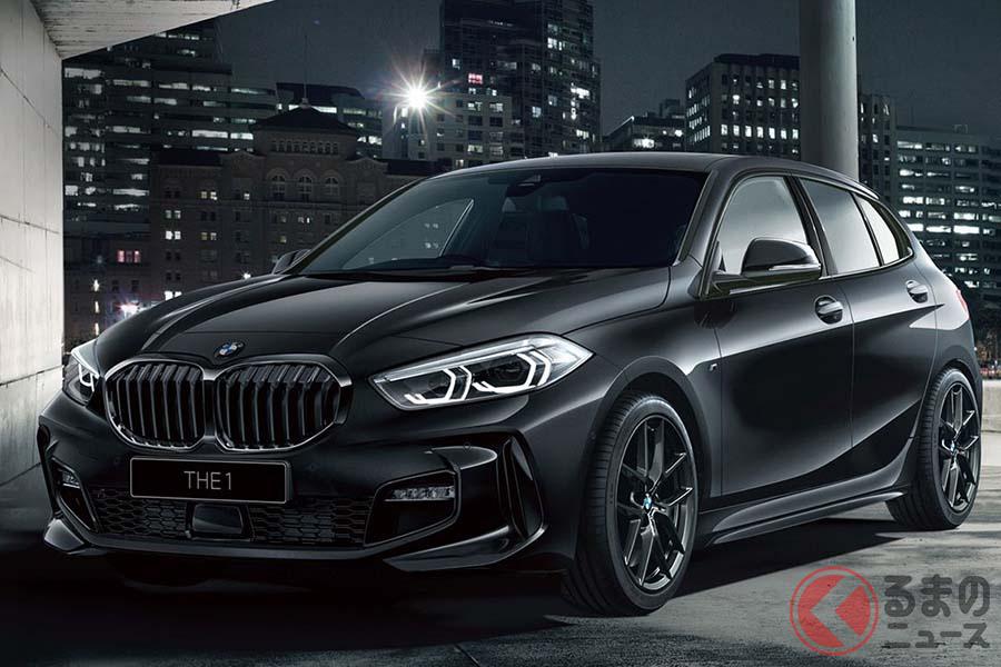 BMW「118dピュア・ブラック」