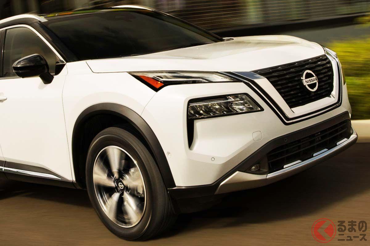 北米で2020年10月下旬より販売を開始した日産のミドルサイズSUV、新型「ROGUE(ローグ)」