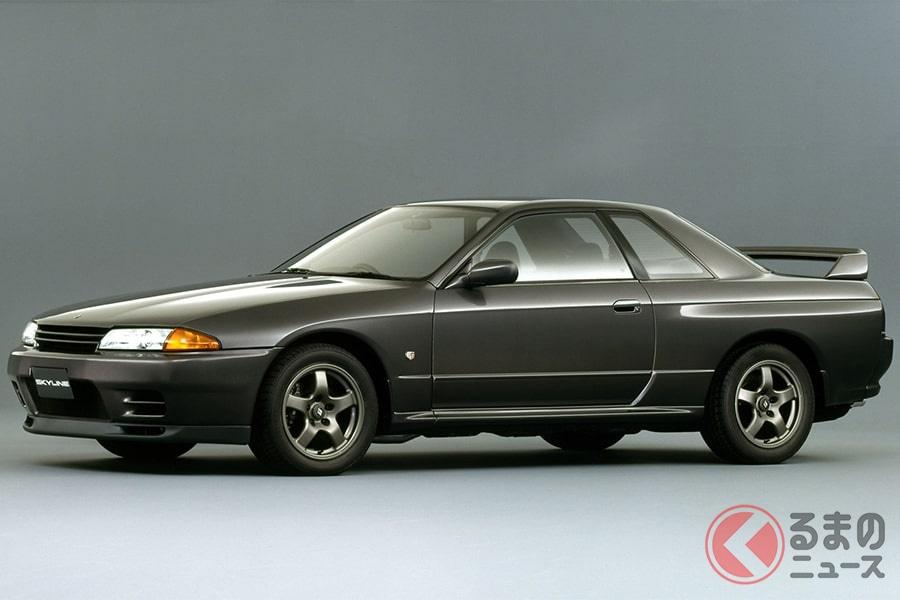 後世に語り継がれるべき名車「スカイラインGT-R」