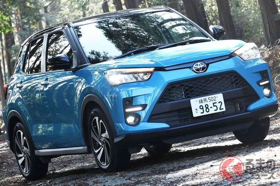 新型ライズ登場で国内SUV市場が再波乱?