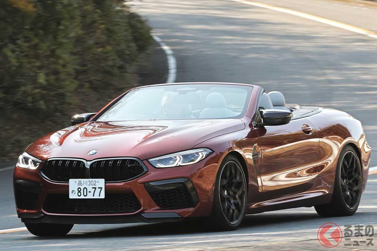 BMW「M8コンペティション」の走り