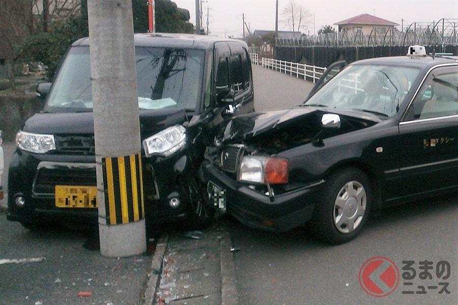 事故は、相手がいるいないに関わらずさまざまな責任や賠償がともなうことも
