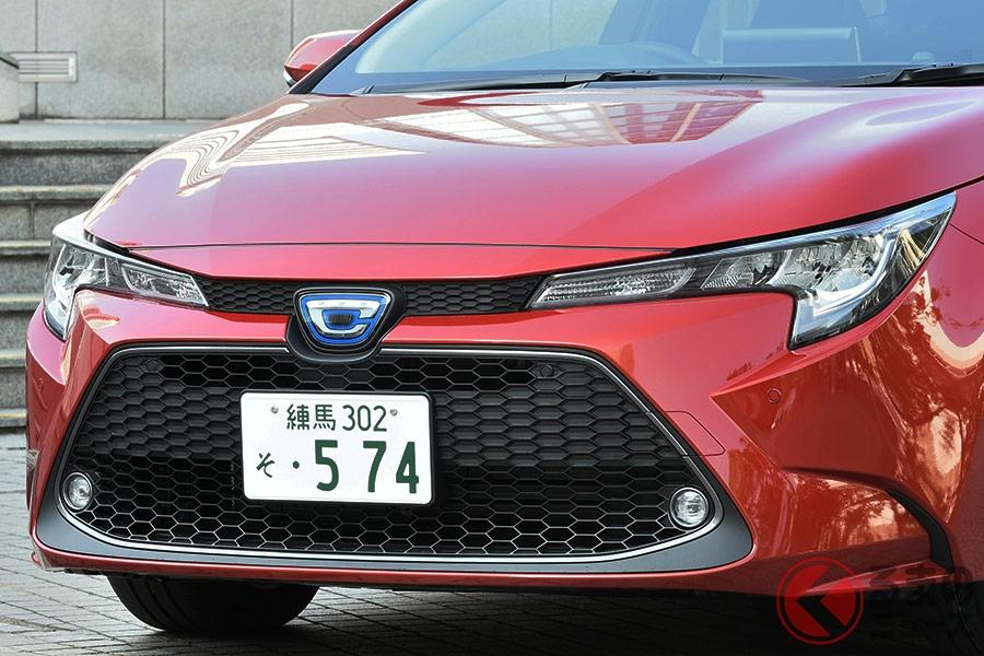 トヨタの新型「カローラシリーズ」は2020年に再びの王者に返り咲けるのでしょうか。