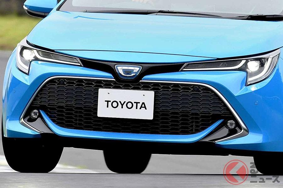 WLTCモードでもっとも燃費の良いトヨタ「カローラスポーツ」