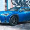 レクサスのSUV「NX」「UX」に鮮やかな「色」がテーマの特別仕様車がダブル設定!