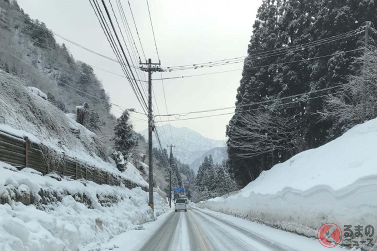 大雪のイメージ