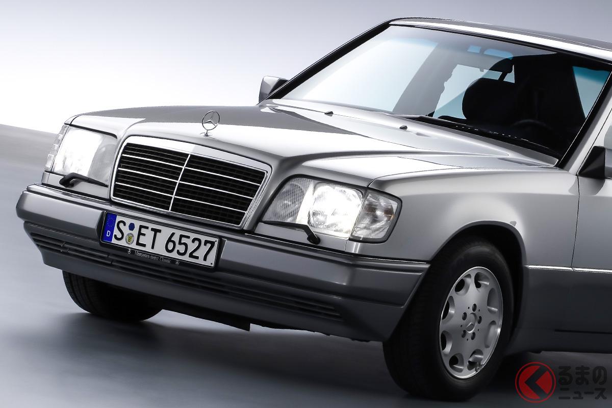124シリーズは、「最善か無か」という企業スローガンのもとに作られた、最後のメルセデス・ベンツともいわれる(C)Mercedes-Benz AG