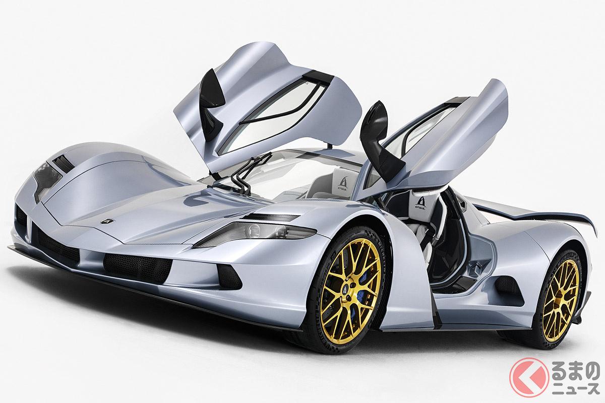 「アウル」の車両価格は290万ユーロ