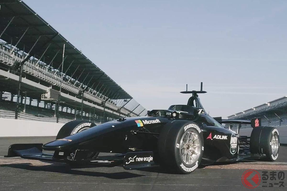 完全自動運転車レース「インディ・オートノーマス・チャレンジ」の開催がCES 2021で発表された。決勝は2021年10月23日の予定