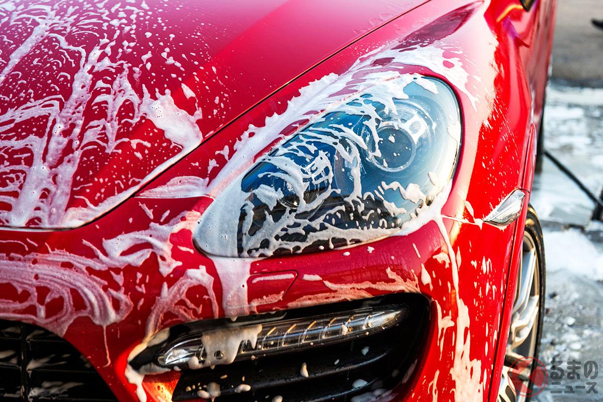 どうせ汚れる…。 では、洗車の必要性とはどのような部分なのでしょうか。