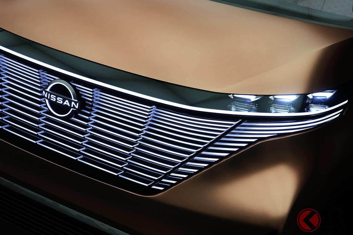 日産は2021年夏頃に軽EVを発売!? かつて公開された「ニッサン IMk」に近しいモデルとなるのか。